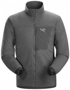 Arc'teryx - Proton LT Jacket - Kunstfaserjacke Gr L schwarz/grau
