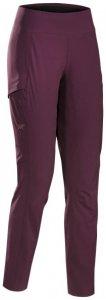 Arc'teryx - Sabria Pant Women's - Trekkinghose Gr 10 - Regular;2 - Regular;4 - Regular;4 - Short;6 - Regular;8 - Regular;8 - Short schwarz;lila;blau