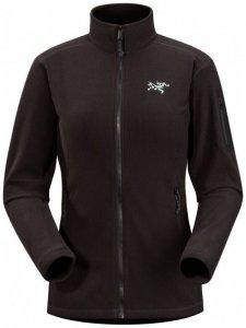 Arc'teryx - Women's Delta LT Jacket - Fleecejacke Gr S schwarz