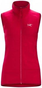 Arc'teryx - Women's Kyanite Vest - Fleeceweste Gr XS rosa/rot