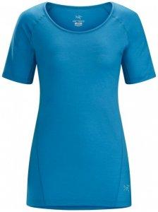 Arc'teryx - Women's Lana SS - T-Shirt Gr L;M;XS beige/rot;grau