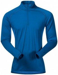 Bergans - Barlind Half Zip - Merinounterwäsche Gr L;S schwarz;blau