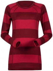 Bergans - Fjellrapp Lady Shirt Gr XL rot