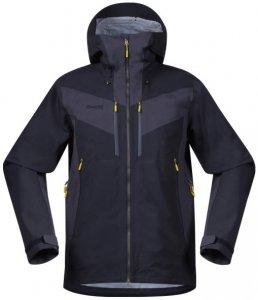 Bergans - Hemsedal Jacket - Hardshelljacke Gr M schwarz