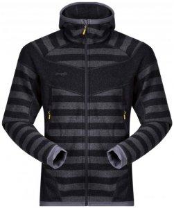 Bergans - Hollvin Wool Jacket - Wolljacke Gr L schwarz