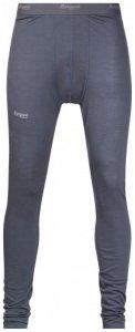 Bergans - Soleie Tights - Merinounterwäsche Gr XXL grau/schwarz/blau