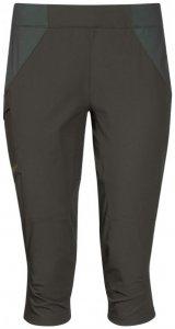 Bergans - Women's Fløyen 3/4 Pants - Shorts Gr S schwarz