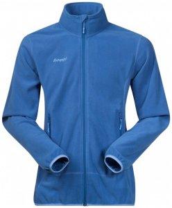 Bergans - Ylvingen Jacket - Fleecejacke Gr L;M;S;XL;XXL blau;schwarz;grau