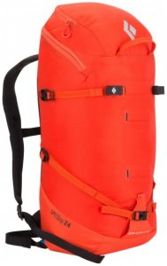 Black Diamond - Speed Zip 24 - Kletterrucksack Gr 24 l rot