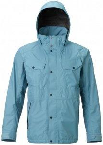 Burton - Gore-Tex Edgecomb Jacket - Hardshelljacke Gr M türkis/grau/blau