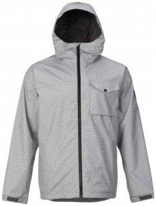 Burton - Portal Jacket - Hardshelljacke Gr L grau