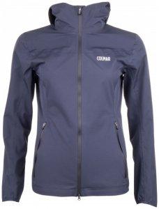 Colmar Active - Women's Hooded Stretch 2,5L Jacket Gr 46 blau/grau