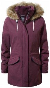 Craghoppers - Women's Josefine Jacket - Winterjacke Gr 14 lila
