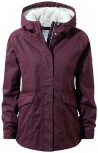 Craghoppers - Women's Lindi Jacket - Winterjacke Gr 10;12;14;16 blau/schwarz;lila