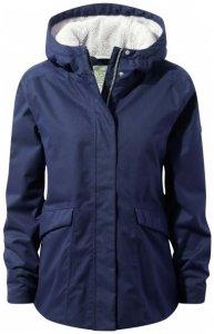 Craghoppers - Women's Lindi Jacket - Winterjacke Gr 16 blau/schwarz