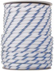 Edelrid - Basic II Sonderedition 10.5 mm - Statikseil Gr 50 m grau