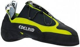 Edelrid - Cyclone - Kletterschuhe Gr 10 schwarz