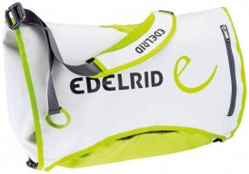 Edelrid - E-Bag - Seilsack grau/weiß/türkis;weiß/grau/grün