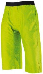 Edelrid - Fry - Shorts Gr XS grün/gelb