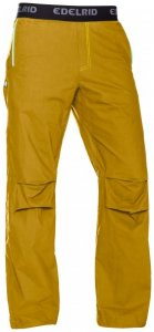 Edelrid - Legacy Pants - Kletterhose Gr S orange/braun