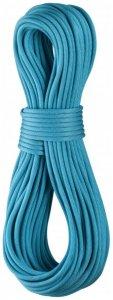 Edelrid - Skimmer Pro Dry 7.1 mm - Halbseil Gr 70 m blau/türkis
