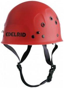 Edelrid - Ultralight Junior - Kletterhelm rot