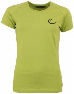 Edelrid - Women's Gearleader T - T-Shirt Gr XS gelb