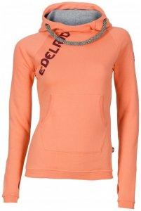 Edelrid - Women's Spotter Hoody - Hoodie Gr XL orange/beige