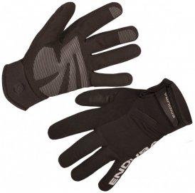 Endura Strike II Handschuhe Schwarz XL Handschuhe, Gr. XL