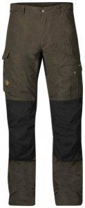 Fjällräven - Barents Pro - Trekkinghose Gr 44 - Long - Raw Length schwarz
