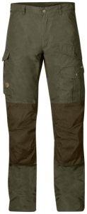 Fjällräven - Barents Pro - Trekkinghose Gr 44 - Long - Raw Length oliv/schwarz