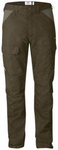 Fjällräven - Drev Trousers - Trekkinghose Gr 48 - Fixed Length schwarz