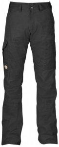 Fjällräven - Karl Pro Trousers - Trekkinghose Gr 46 - Long - Raw Length schwarz