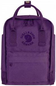 Fjällräven - Re-Kånken Mini - Daypack Gr 7 l lila