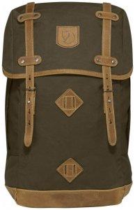 Fjällräven - Rucksack No.21 Large - Daypack Gr 30 l schwarz/braun