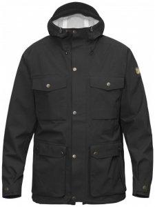 Fjällräven - Övik Eco-Shell Jacket - Hardshelljacke Gr M schwarz