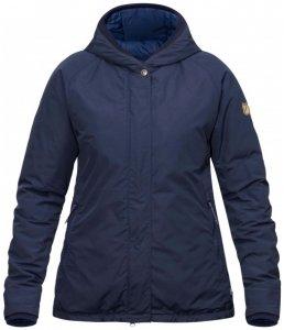 Fjällräven - Women's High Coast Padded Jacket - Winterjacke Gr L;S blau/schwarz