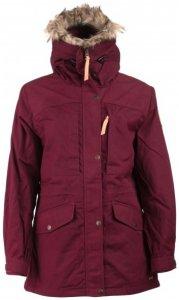 Fjällräven - Women's Singi Winter Jacket - Mantel Gr XS lila/rot