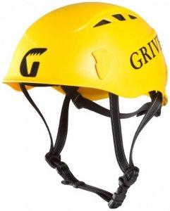 Grivel - Salamander 2.0 - Kletterhelm Gr 55-61 orange/schwarz/gelb