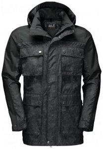 Jack Wolfskin - Cavendish Jacket - Mantel Gr XXL schwarz