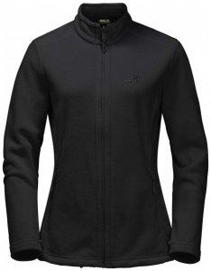 Jack Wolfskin - Moonrise Jacket Women - Fleecejacke Gr XL schwarz