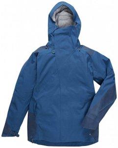 Klättermusen - Brage Jacket - Hardshell Gr XXL blau