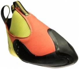 La Sportiva - Maverink - Kletterschuhe Gr 36,5 schwarz/orange