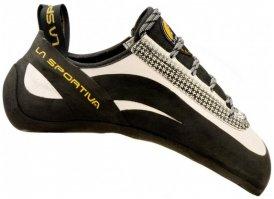 La Sportiva - Women's Miura - Kletterschuhe Gr 42 schwarz/weiß
