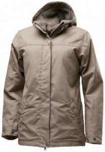 Lundhags - Women's Lomma Pile Jacket - Winterjacke Gr L grau/braun