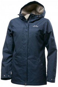 Lundhags - Women's Lomma Pile Jacket - Winterjacke Gr L schwarz/blau