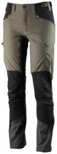Lundhags - Women's Makke Pant - Softshellhose Gr 36 - Regular schwarz/grau