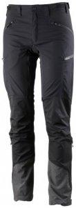 Lundhags - Women's Makke Pant - Softshellhose Gr 42 - Regular schwarz