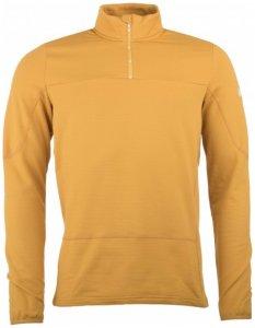 Maloja - AdrianM. Shirt - Fleecepullover Gr S orange