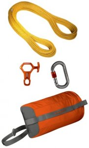 Mammut - Rappel Kit - Abseilset orange